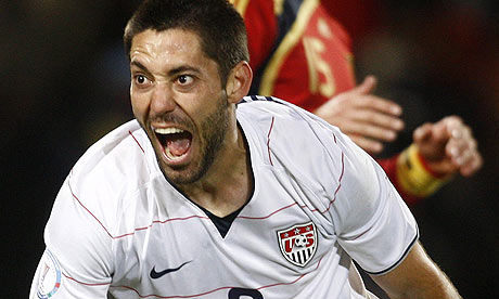 Clint Dempsey Mother An error occurred