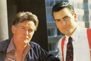 """You have to earn Sheen Status, EmiliLOL"" - Martin Sheen probly"