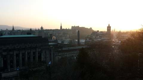 Edinburgh, I miss you already
